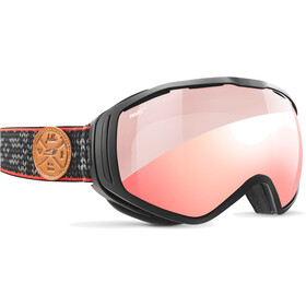 Julbo Titan - Gafas de esquí - Zebra Light Rot rojo/negro